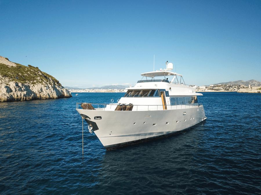 Dolce Vita Yacht de luxe