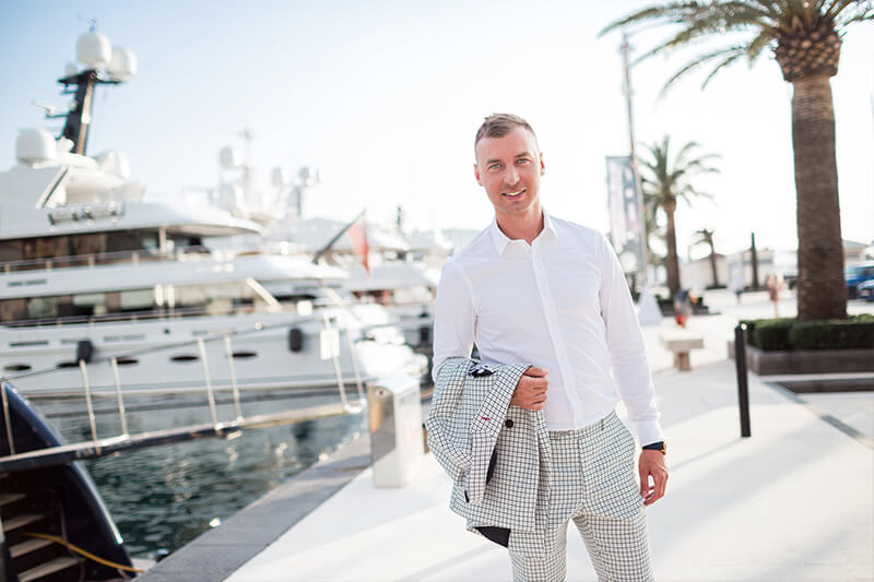 Dolce vita yachts luxury holidays